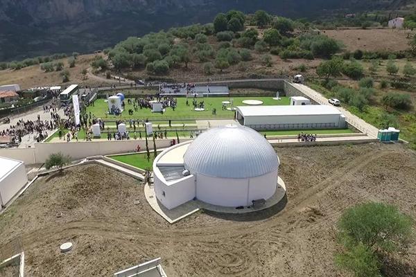 """""""Parco Astronomico"""" a Isnello"""