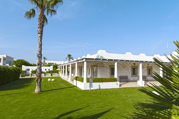 Nicolaus Club Borgo Rio Favara Resort