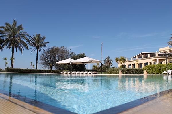 Weekend al Grand Hotel Selinunte