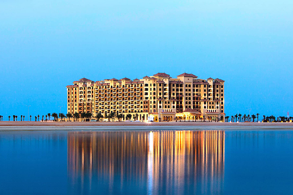 Dubai – Marjan Island