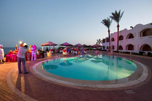 Sharm – Domina Coral Bay