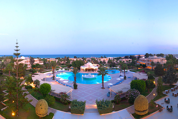 Le Royal 5* – Tunisia