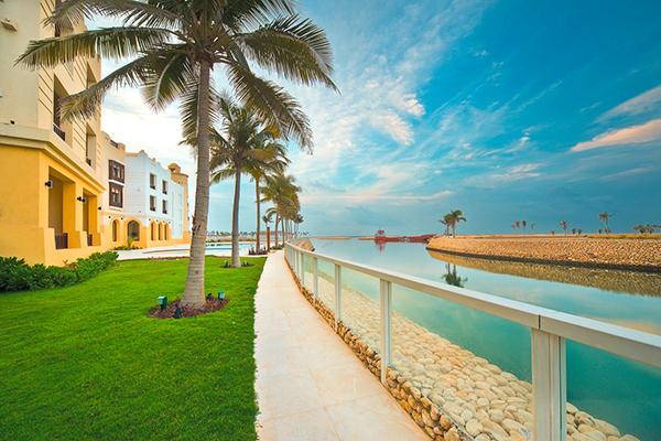 Oman Juweira Boutique Hotel