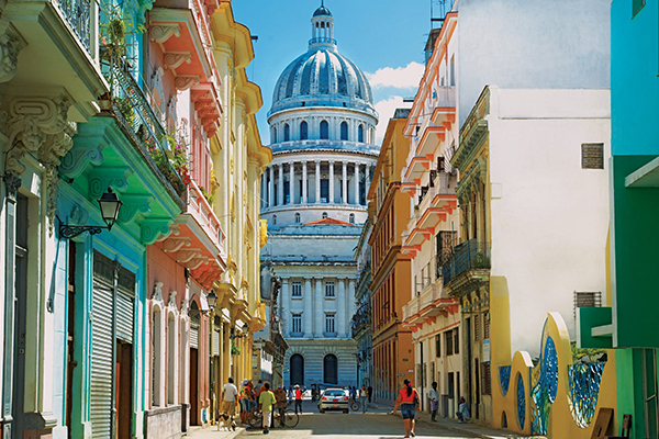Tour a Cuba