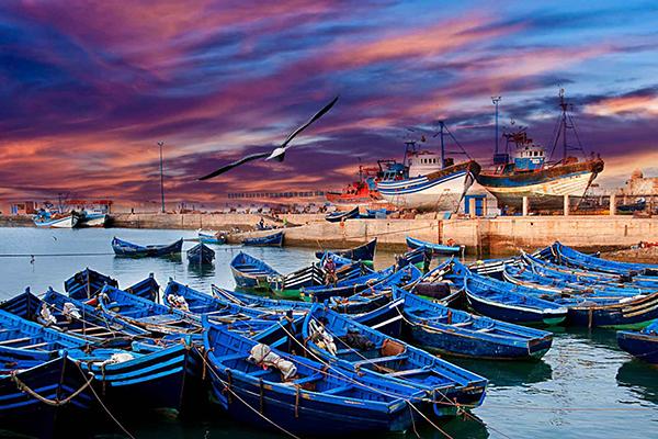 Tour in Marocco